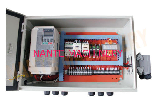 End Carriage Control Panel for Single Busbar or Single Busbar Sectional Transport