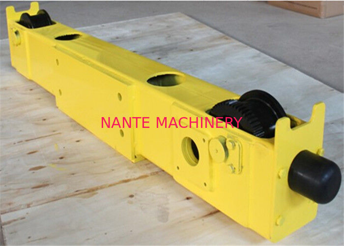 Single Girder Crane End Carriage Customization with good quality work in wharf