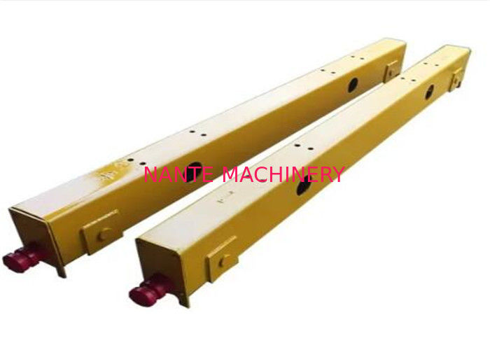 Electric Overhead Crane End Carriage Bridge Single Girder Suspension Crane End Truck